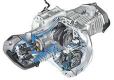 Motor Boxer R1200 Gs