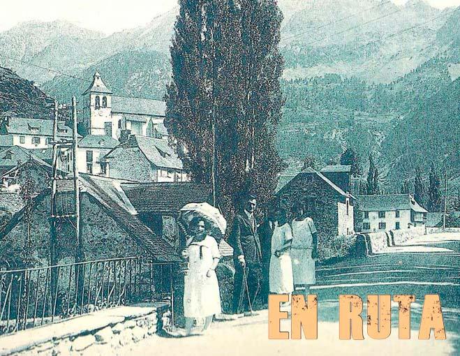 Sallent de Gállego, alto Pirineos