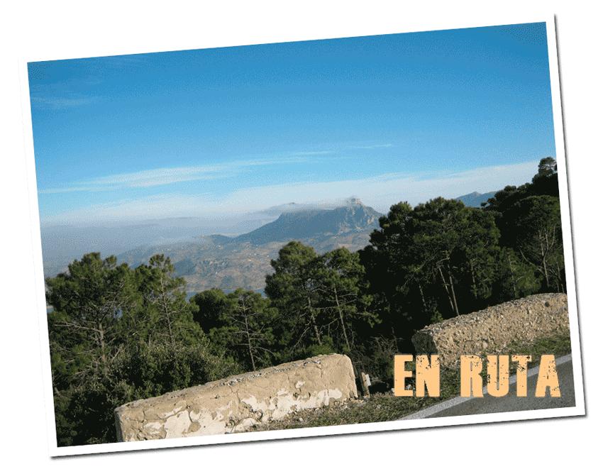 Vistas del Alto las Palomas