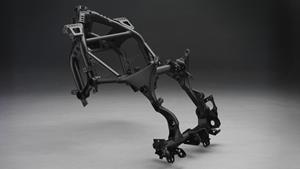 Nuevo chasis Yamaha Súper Teneré