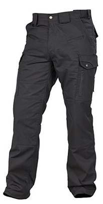 Pantalón Hombres Ranger Negro