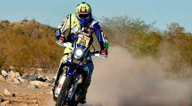 Resumen de las etapas del Dakar 2017 en viajoenmoto