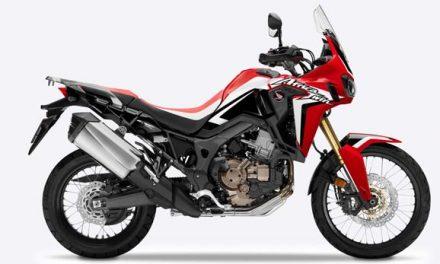 La nueva Honda CRF1000L África Twin