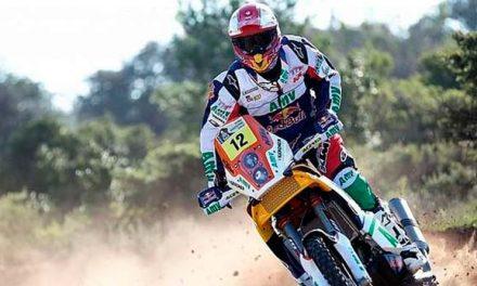 Informe sobre el Rally Dakar