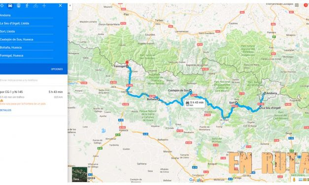 De Formigal a Andorra por los Pirineos