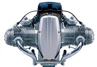 Motor boxer de BMW