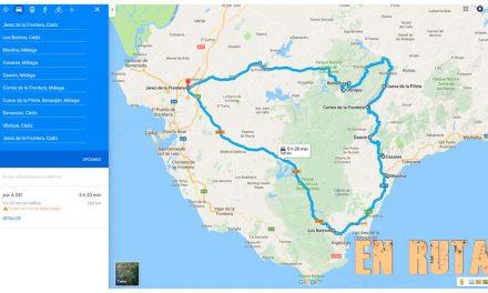 Ruta dominguera de la Sierra a la Costa