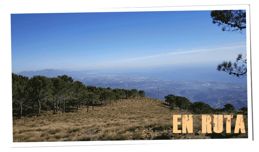 Sierra Bermeja, más vistas