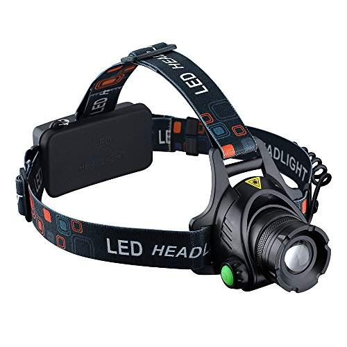 Linterna Frontal LED de VicTsing