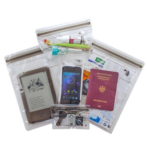 Bolsas Secas Noaks Bag Smart Set 5 piezas