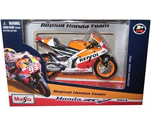 2014 Honda RC2 13V Repsol #93 Marc Márquez