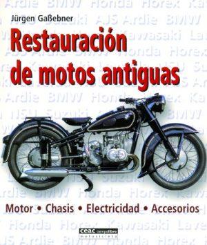 Restauración de motos antiguas