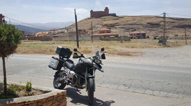 Del agua de Lanjarón a La Calahorra
