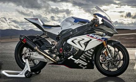 La Nueva BMW HP4 Race con 215 cv