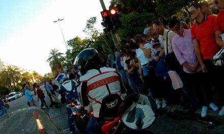 Las calles en el Mundial de motociclismo 2017