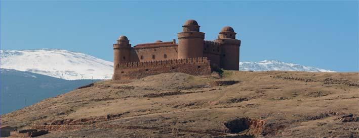 Castillo La Calahorra
