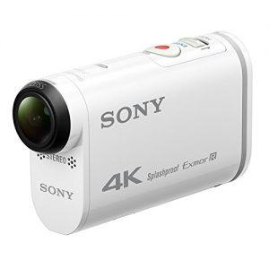 Sony Action Cam FDR-X1000 una Videocámara deportiva con vídeo 4K