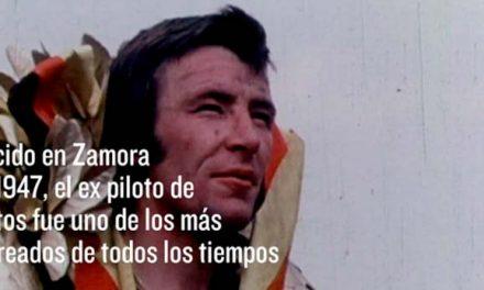 Muere Ángel Nieto