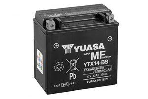 Batería para moto Yuasa YTX14-BS