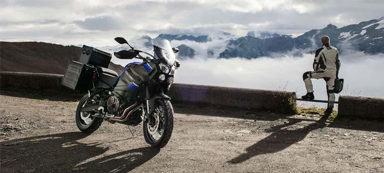 La nueva Yamaha XT1200ZE Super Ténéré de 2018