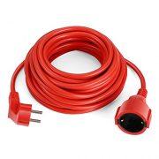 Cable alargador de corriente IP20 H05VV SIMBR