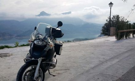 Salida por la Sierra – entre las nubes