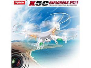Dron Quadcopter Syma X5C Exlorers 2.4G